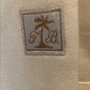 Tommy Bahama Shirts - Tommy Bahama Men's Silk Embroidered Camp Shirt